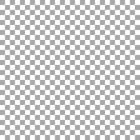 Een naadloos gecontroleerd transparantie achtergrond grijs vierkanten achtergrondpatroon