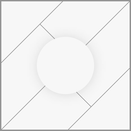 Photo frame collage template .  Picture blank background
