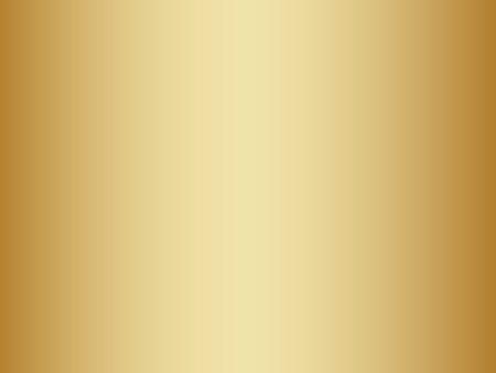 Golden gradient bacground . Gold abstract vector backdrop .