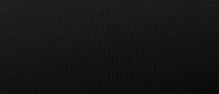 Dark straight iron linear background. Geometric thin stripes s in brutal black carbon tracery abstraction steel vector surface