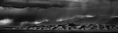 Stormy Afternoon in the Colorado Sand Dunes