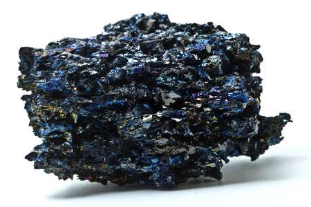 black onyx: Petrified lava stone