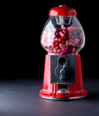 Vintage Gumball Machine photo