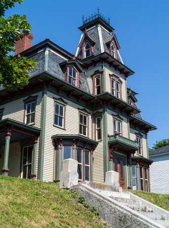 victorian house: Gothic Victorian Home