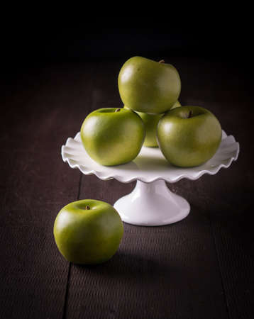 Green Apples Still Life
