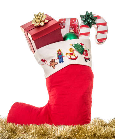 Full Christmas Stocking