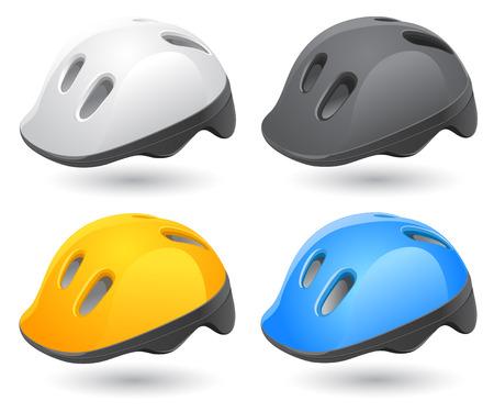 roller skates: roller helmet