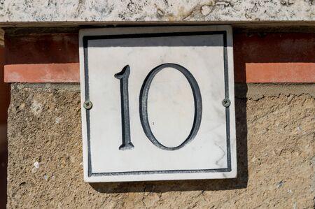 number 10: Number 10