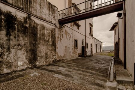 forte: Forte Belvedere in Florence, Italy Stock Photo