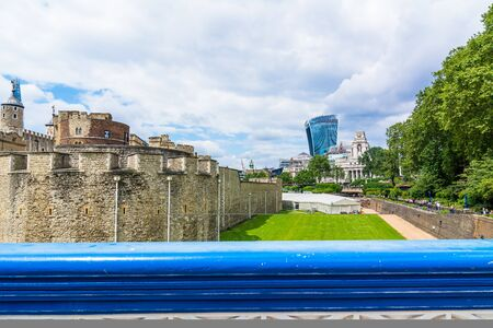 periphery: historic buildings: the Tower of London