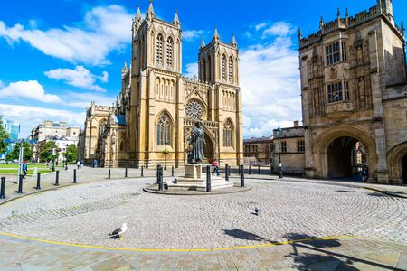 historic sites: historic sites in the city of Bristol, England Editorial