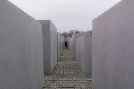 holocaust: Berlin Holocaust Memorial Editorial