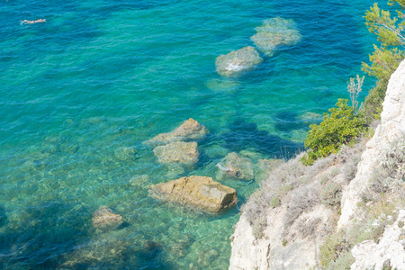 elba: The crystalline sea of ??the island of Elba