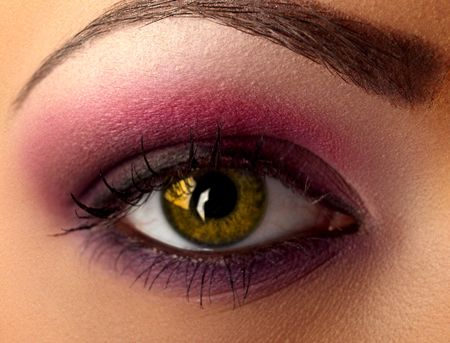 eye makeup photo