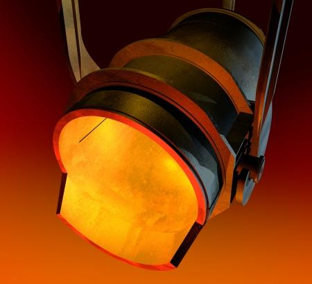 foundry: Melting ladle