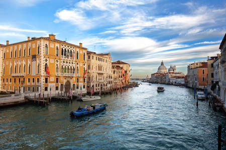Grand Canal of Venice photo