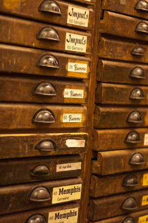 printery: Historic Print Fonts