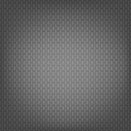 seamless texture of the metal pattern Vector