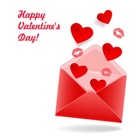 心とキスで赤い封筒