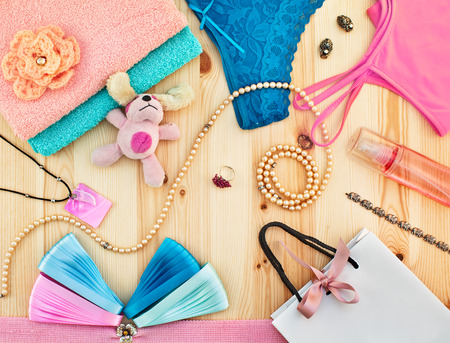Women's clothing, accessories and jewelry