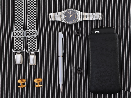 Mans accessories photo
