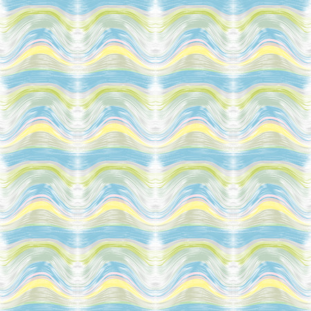 abstract waves: seamless background with abstract waves
