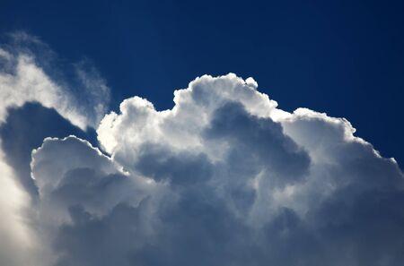 Wachsende Storm Standard-Bild - 8126571