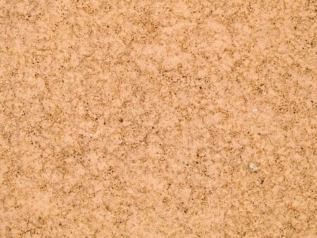 layer mask: Stock macro photo of the texture of a tan painted cinderblock.