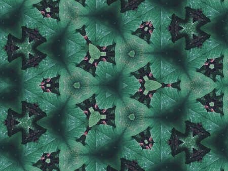 Seamless pattern of linoleum abstract background.