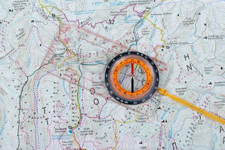 compas: map and compas