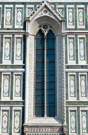 Gothic window Stock Photo - 22989214