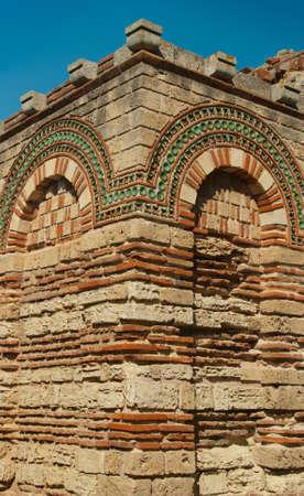 byzantine: Byzantine Architectura Detail