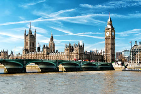 sightseeng: House of Parliament, London, UK