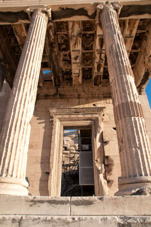 peripteral: The Partenon, the most important surviving building of Classical Greece