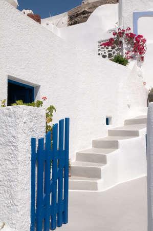 cycladic: Accogliente hotel a Santorini, isole Cicladi, in Grecia