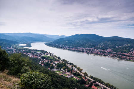 Danube Bend is a curve of one of the greatest rivers in the world, the Danube River, located in the north of Hungary, right after the border with Slovakia