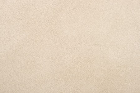 Natural qualitative beige leather texture. Close up. Stock Photo - 4096398