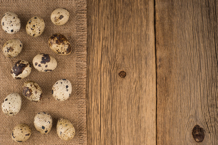 codorniz: quail eggs