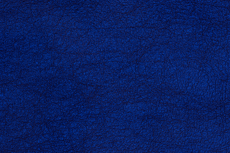 leather texture: Blue leather texture background