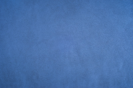 suede: Closeup of natural background - blue suede.