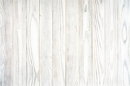 White wood plank texture background, interior design
