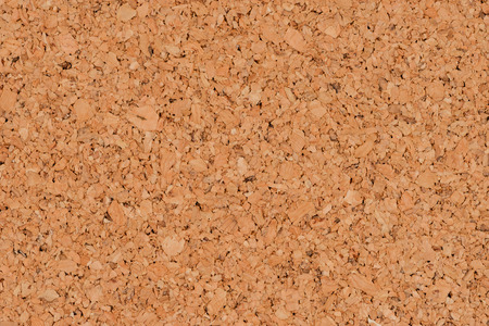Cork board background texture - insert your own message or bulletin with thumbtacks Stock Photo