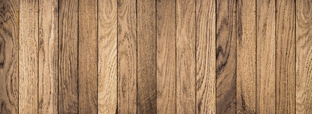 Old wood plank background. Abstract background with empty space. Top view.