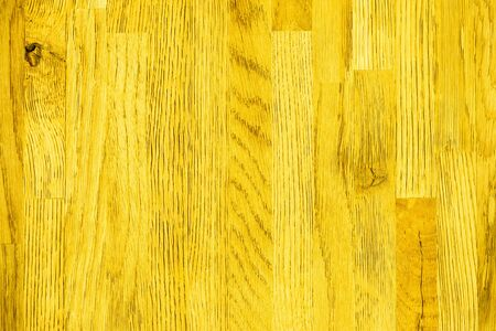 Yellow - wooden textured background. Rustic wall, shabby timber wood board Stock Photo