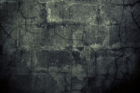 cracked cement: abstract background cracked old cement wall Stock Photo