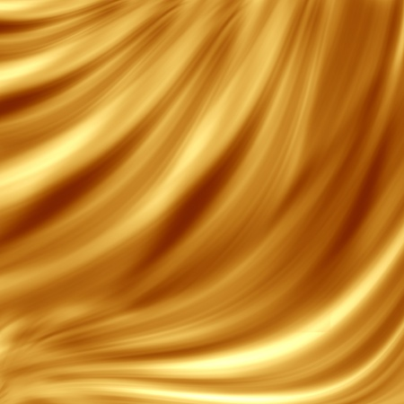 Corporate Business Template Background  golden wave design