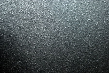 abrasive: Black abrasive surface of the plastic close-up Stock Photo