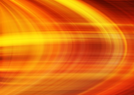 abstract fiery curve striped background photo