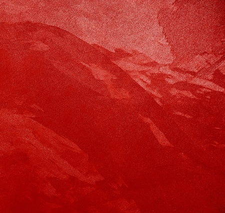 texture red background with granules photo