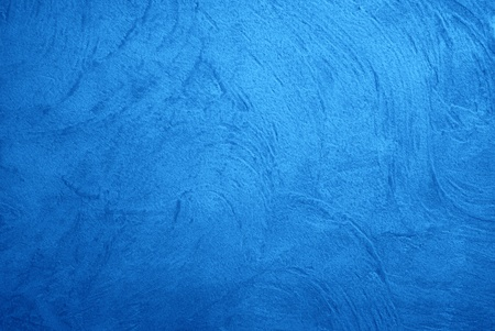 stucco texture: Great background made with a texture of a blue wall
